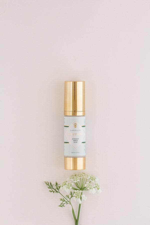 Janesce Solutions Anti-Oxidant Lotion