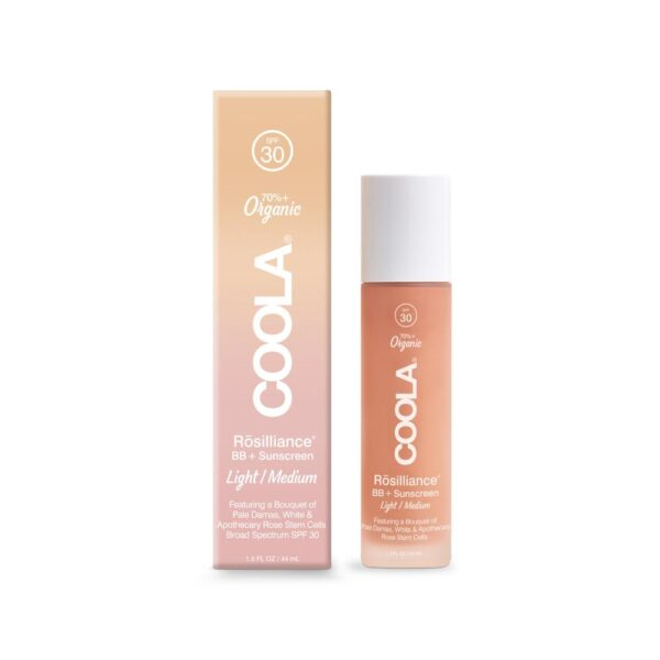Coola Mineral Face Rosilliance BB+