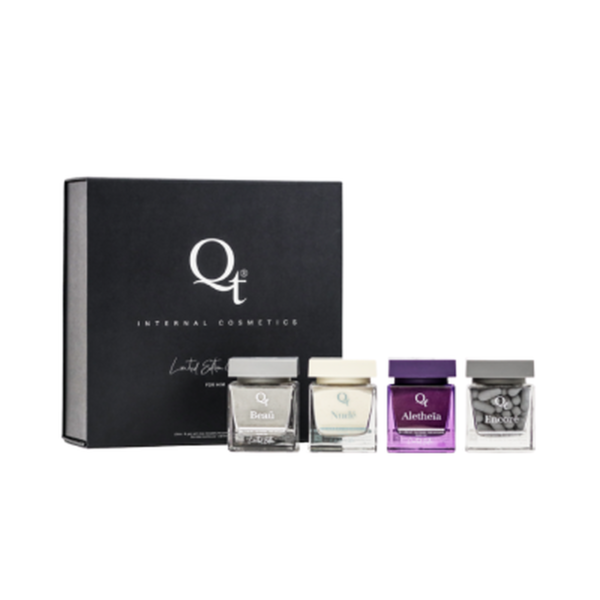 QT Limited Edition Gift Set For Him